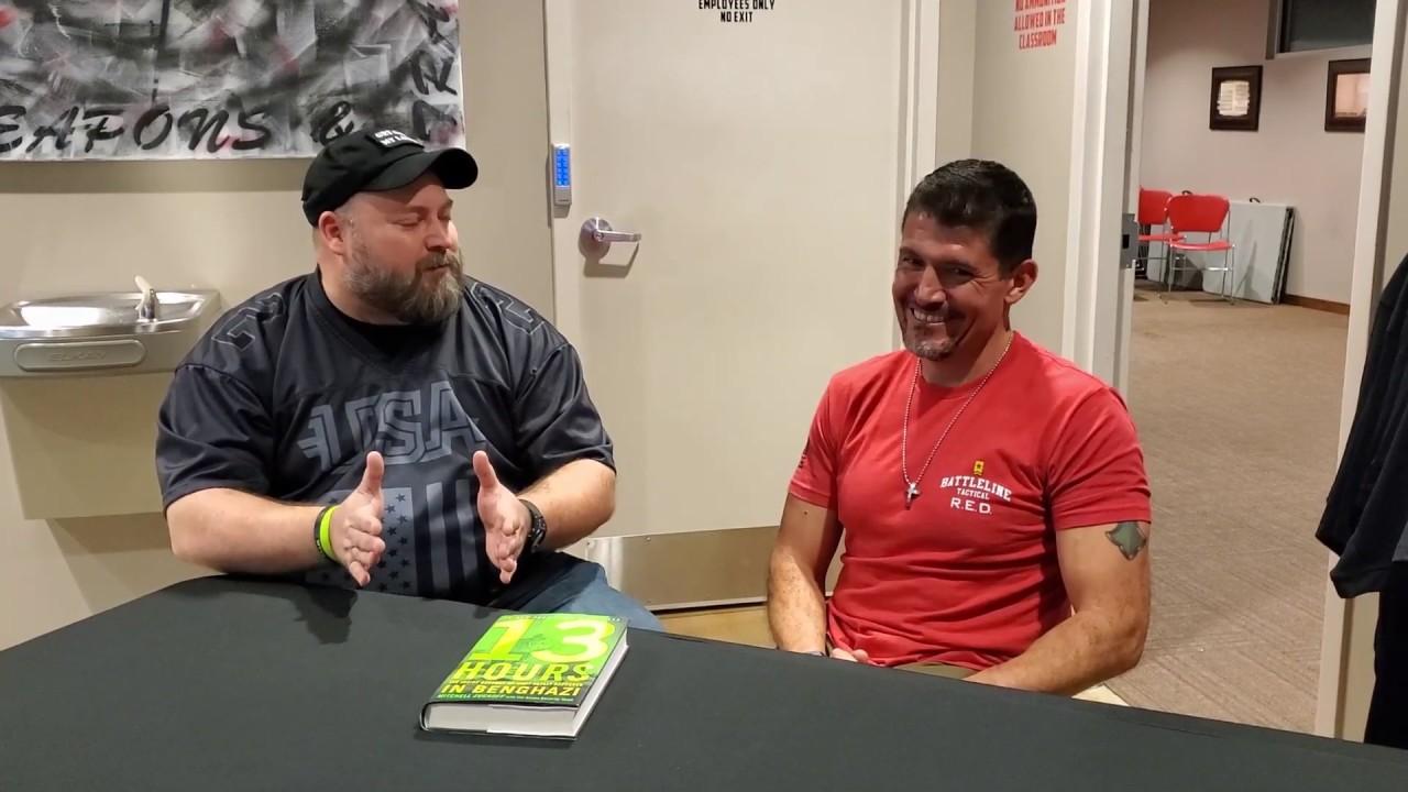 Kris Paronto Interview