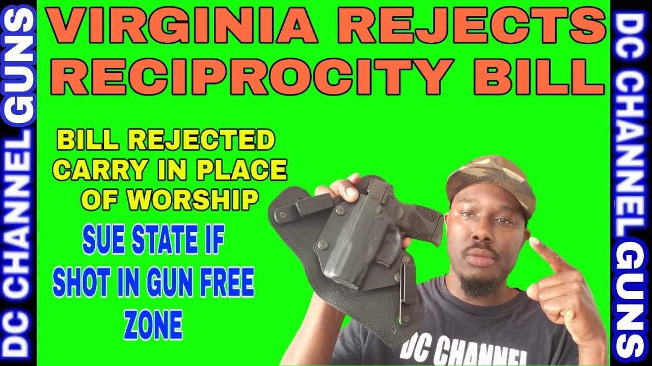 Virginia Subcommittee Reject Bill To Relax Gun Laws After 2A Rally | GUNS