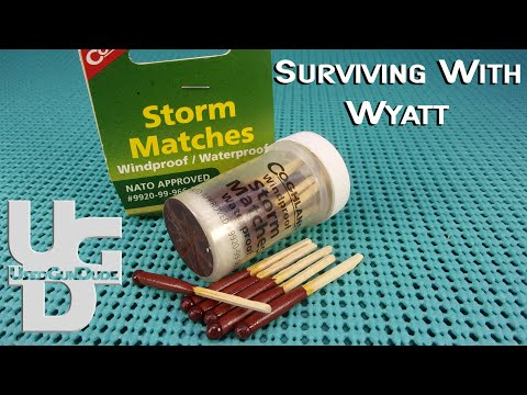 Coghlan's Storm Matches Review with Wyatt Testing