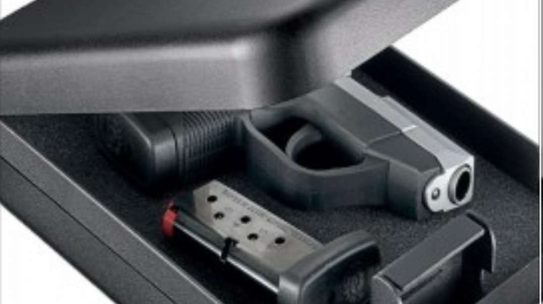 You Need A Gun Safe In Your Car!