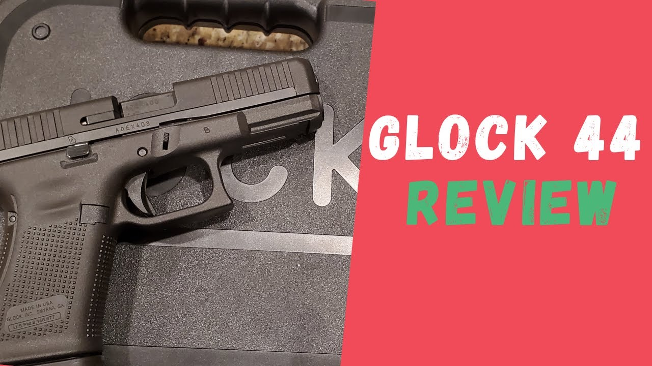GLOCK G44 22LR REVIEW   How Reliable is a Glock 22lr?