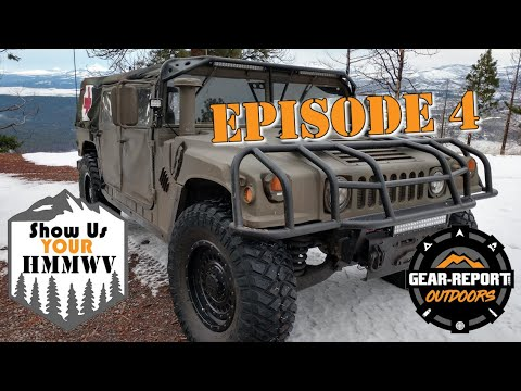 Show Us Your HMMWV! Episode 4 - HMMWVs in NYC, PNW & Hungary!