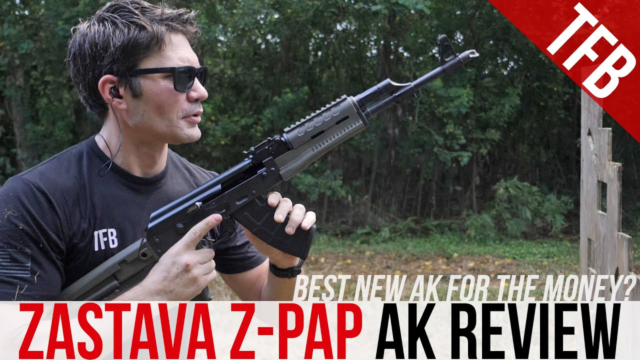 Is This the Best New AK For the $$$? The Zastava M70 Z-PAP AK-47 Review