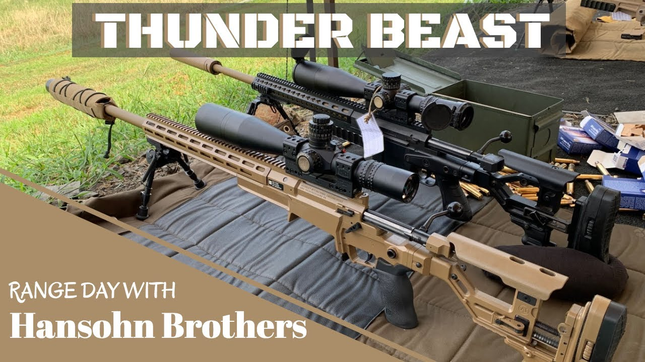 Thunder Beast shooting event in Virginia