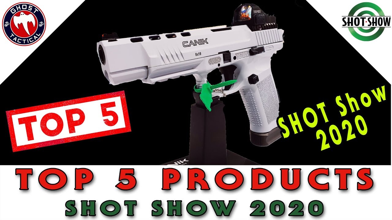 Top 5 Best Products From SHOT Show 2020