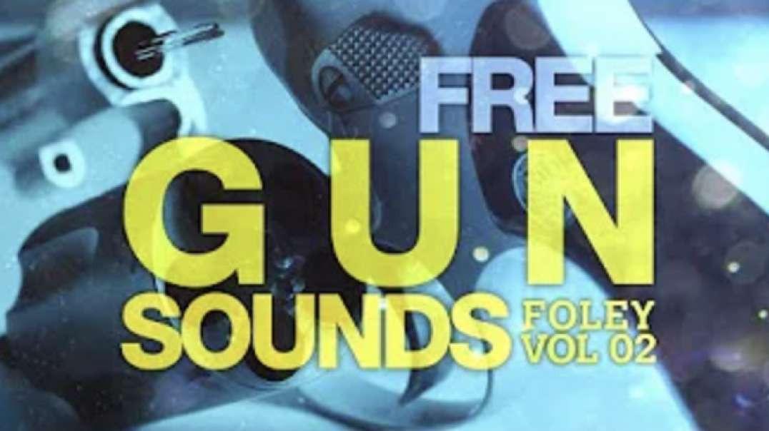 Free Gun Sound Effects _ Revolver