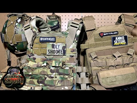 Let's Talk Body Armor (Feature Length) 101