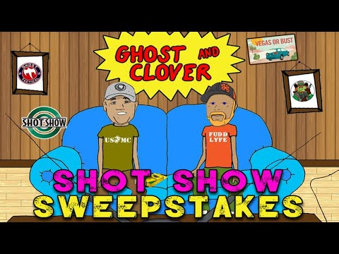 SWEEPSTAKES WINNER!  Ghost & Clover LIVE