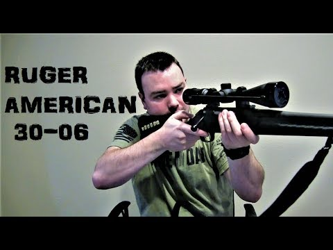 Ruger American 30-06 Bolt Action Rifle