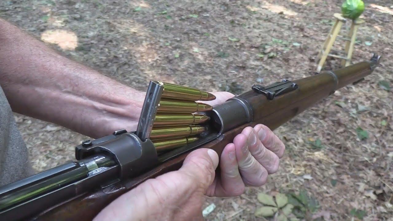 Mauser K98a Chapter 2