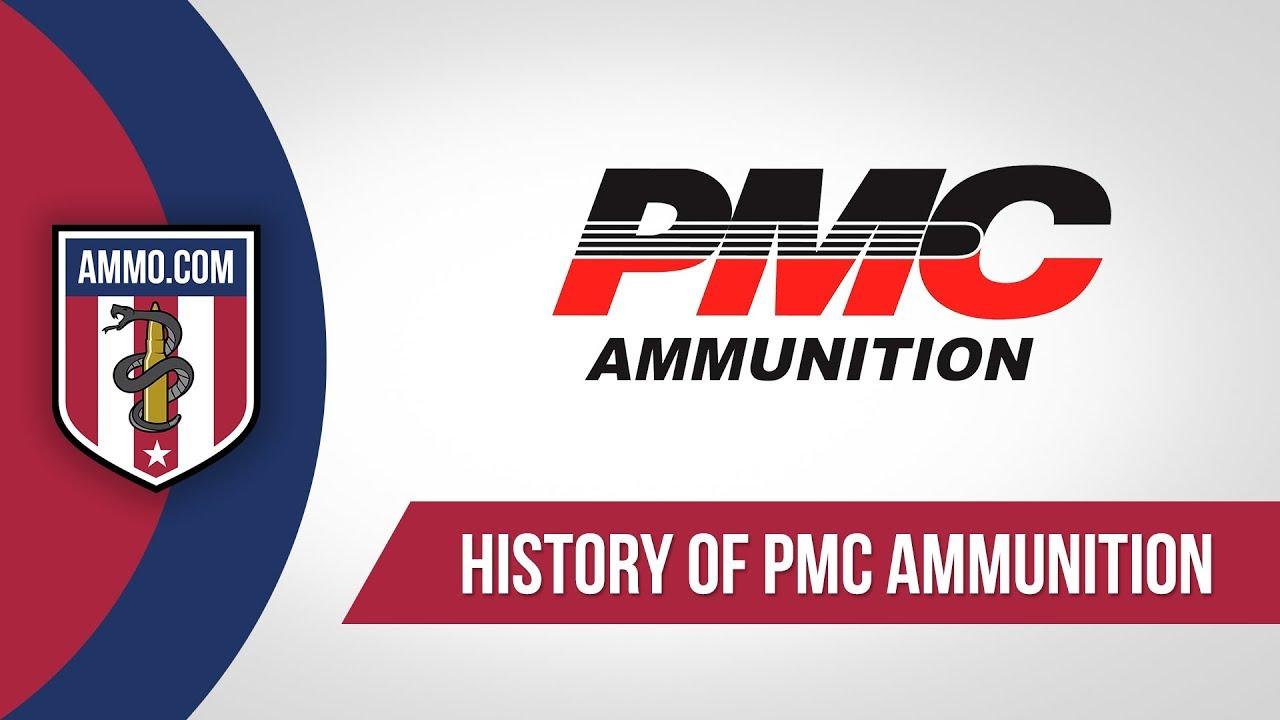PMC Ammo - History