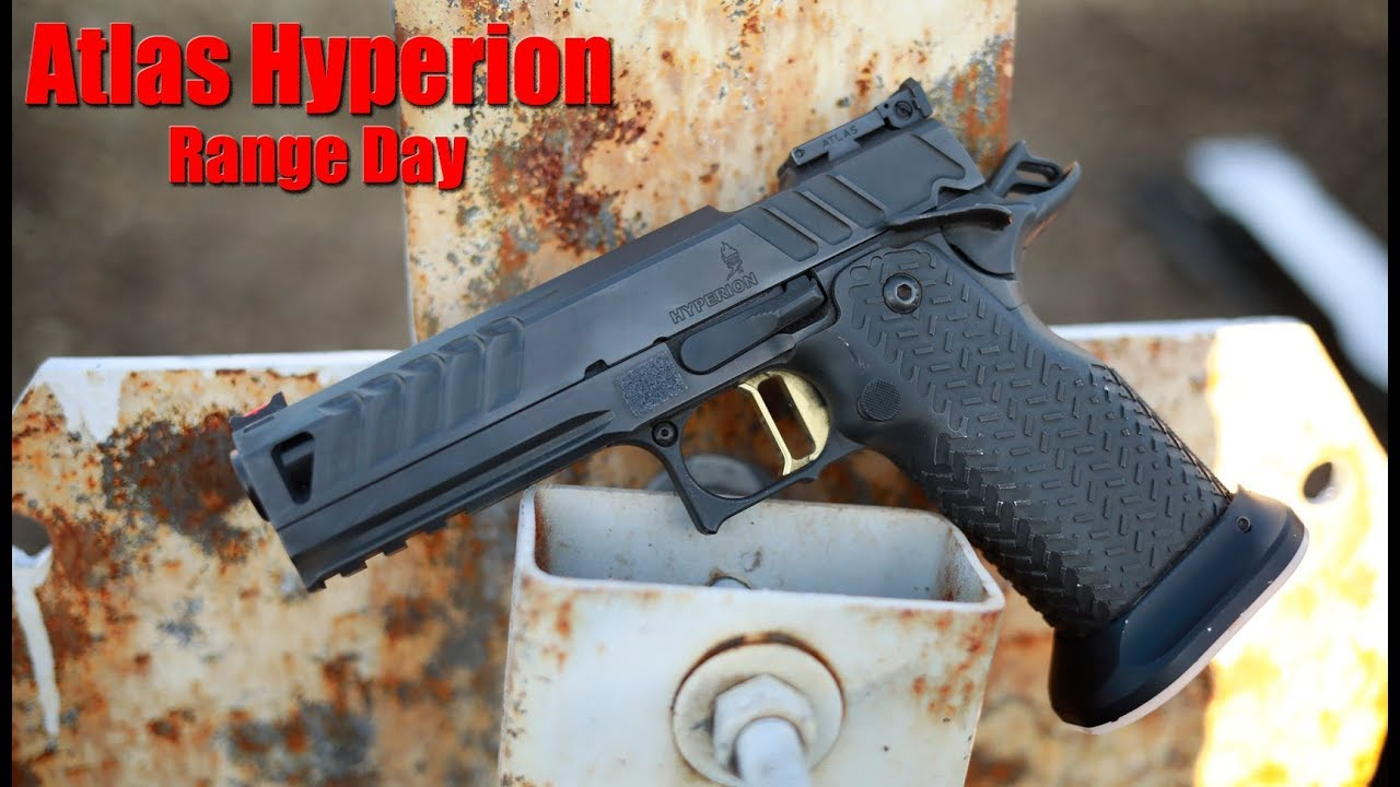 Atlas Hyperion Range Day