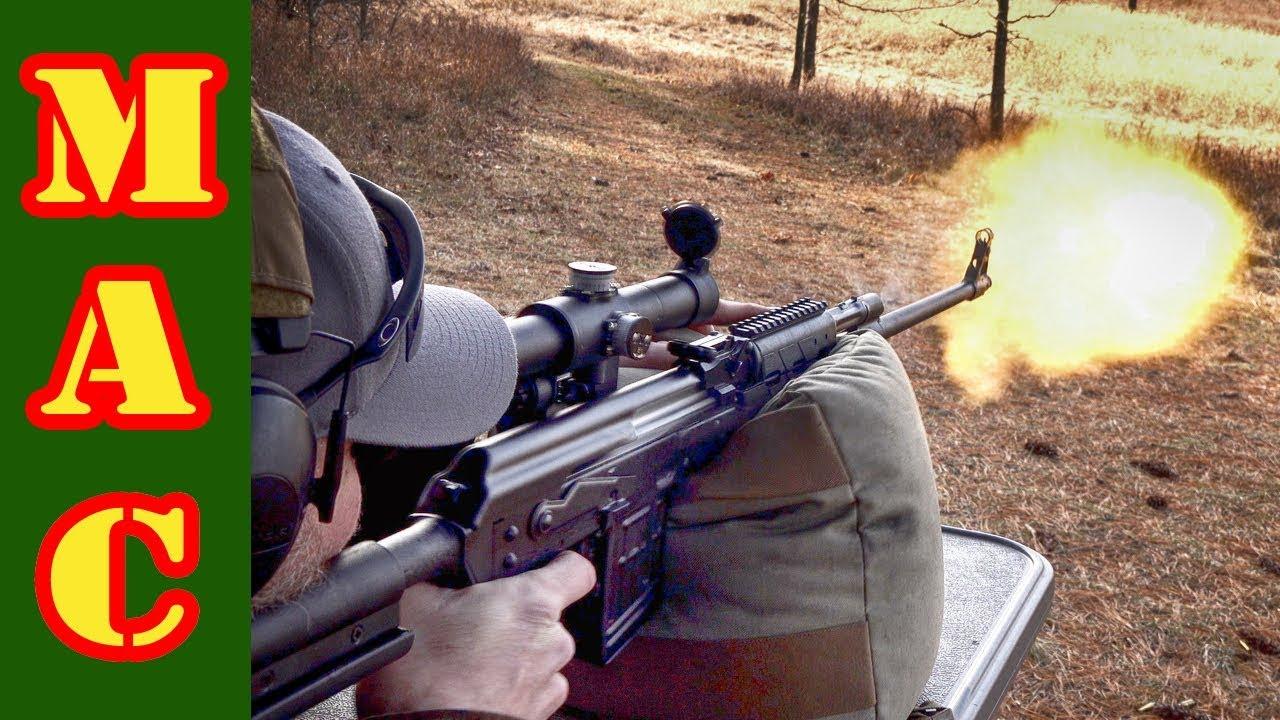 Zastava M91 DMR rifle - Is it worth $3000?