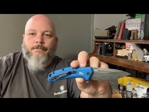 Kershaw knives custom service
