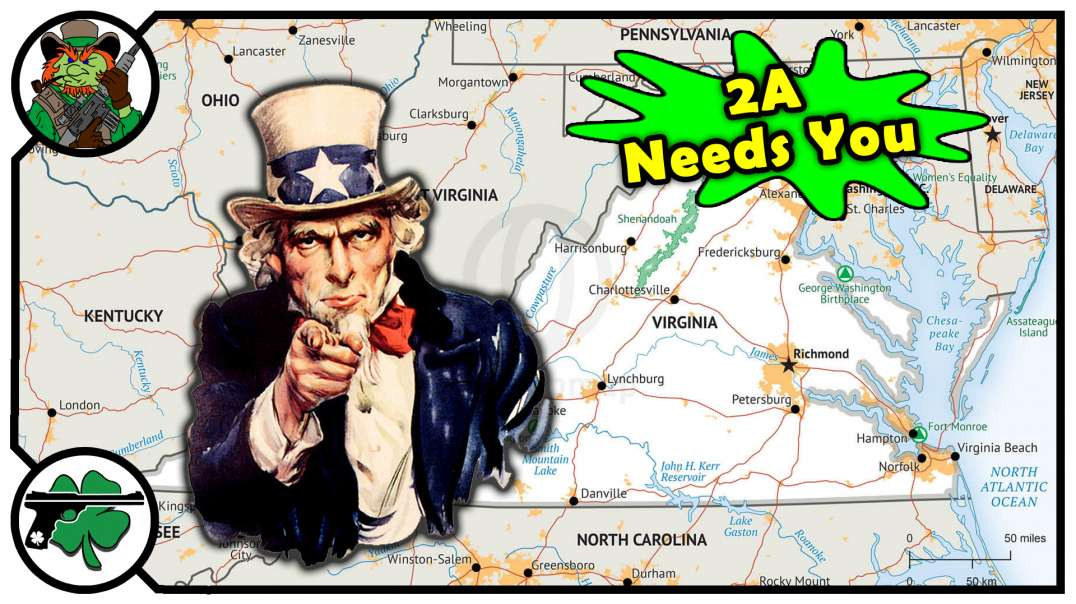 Second Amendment CALL TO ACTION For Virginia