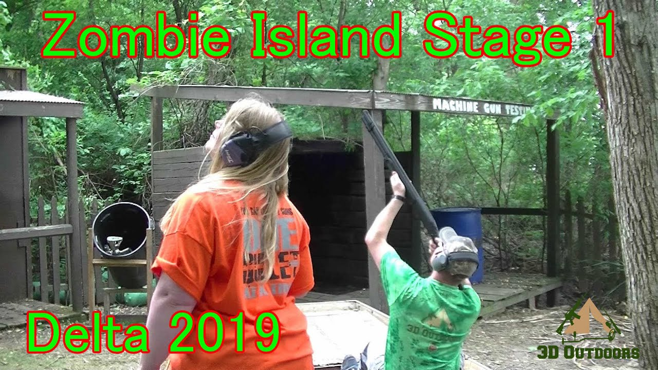 Zombie Island Stage 1 Delta 2019