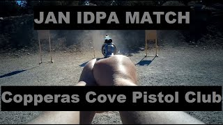 01-04-20 Ruger GP100 Match Champion IDPA @ CCPC