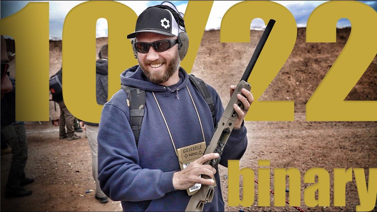 Franklin Armory BINARY 10/22 - Shot Show 2020
