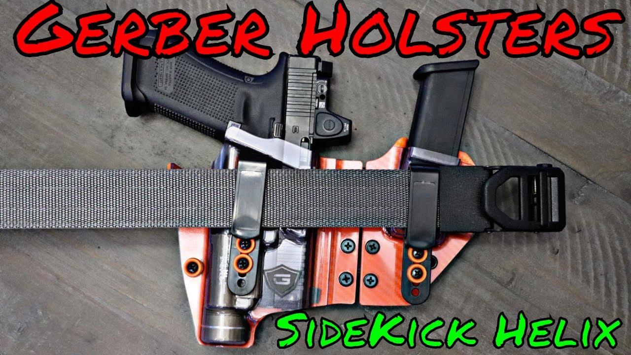Gerber Sidekick Best Appendix Holster For Your Money?