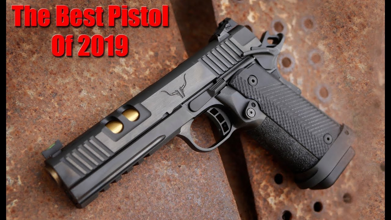Hayes Custom RIA Budget 2011 1000 Round Review: The Best Gun Of 2019