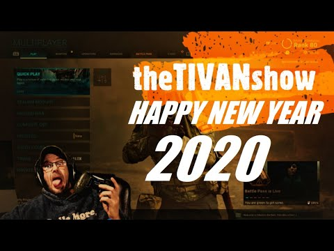 HAPPY NEW YEAR 2020 - 1ST LIVE 2020 EVENT FROM TIVAN AND FRIENDS