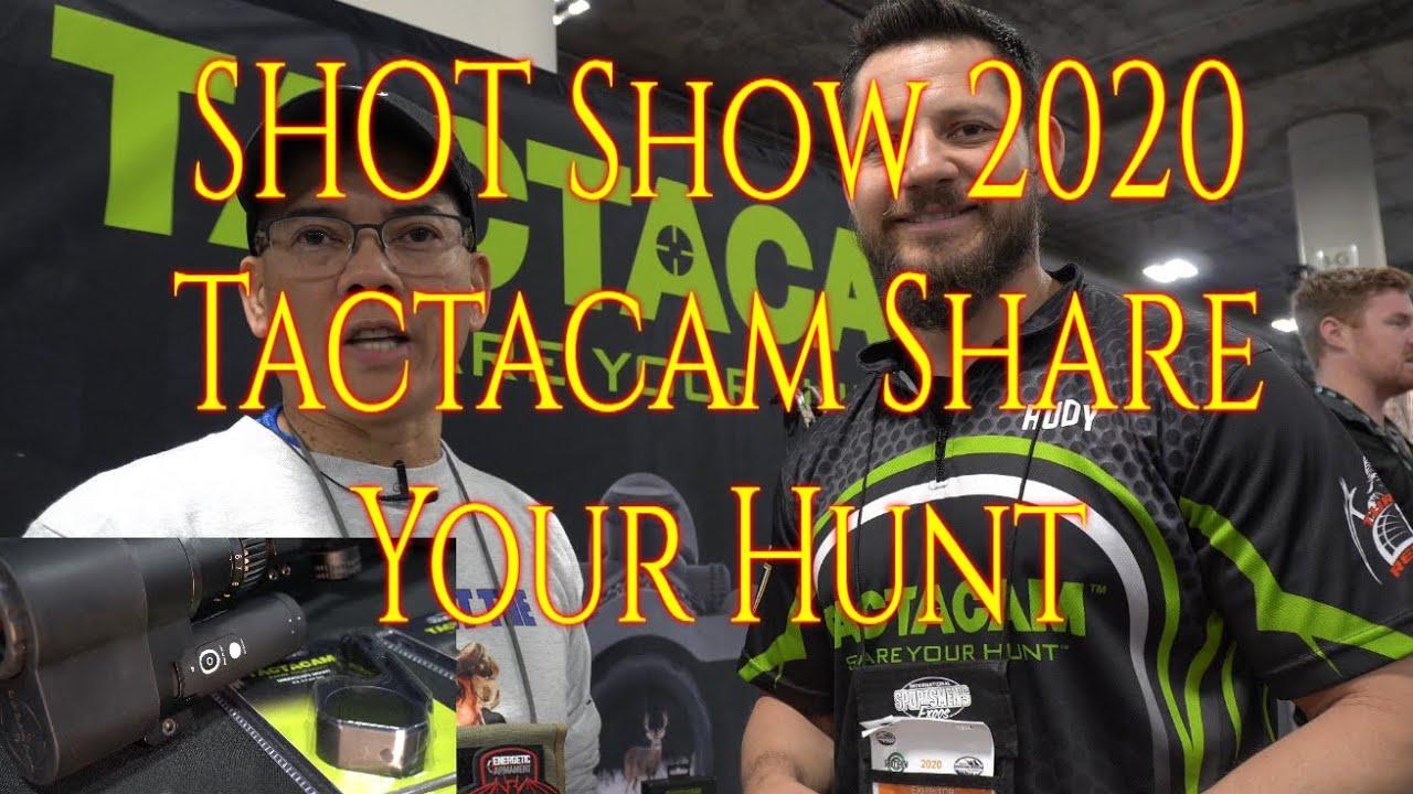 SHOT Show 2020 Tactacam Share Your Hunt