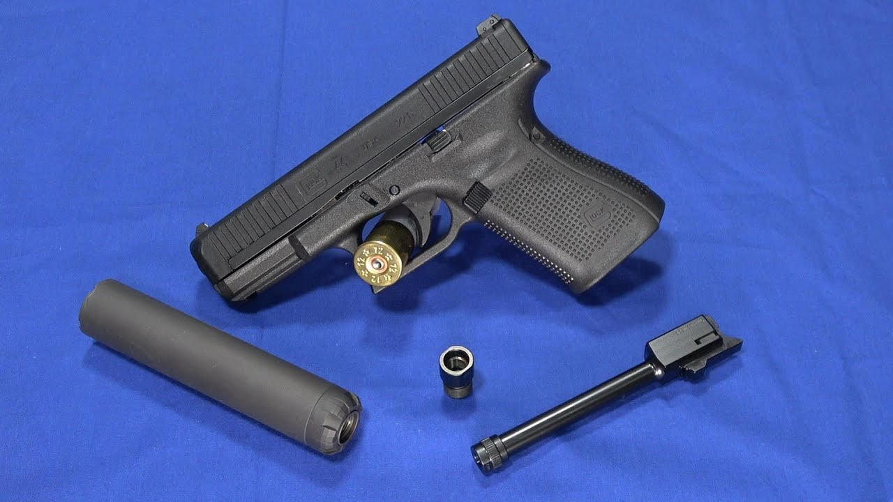 Glock's First 22lr, the Glock 44 is Here!