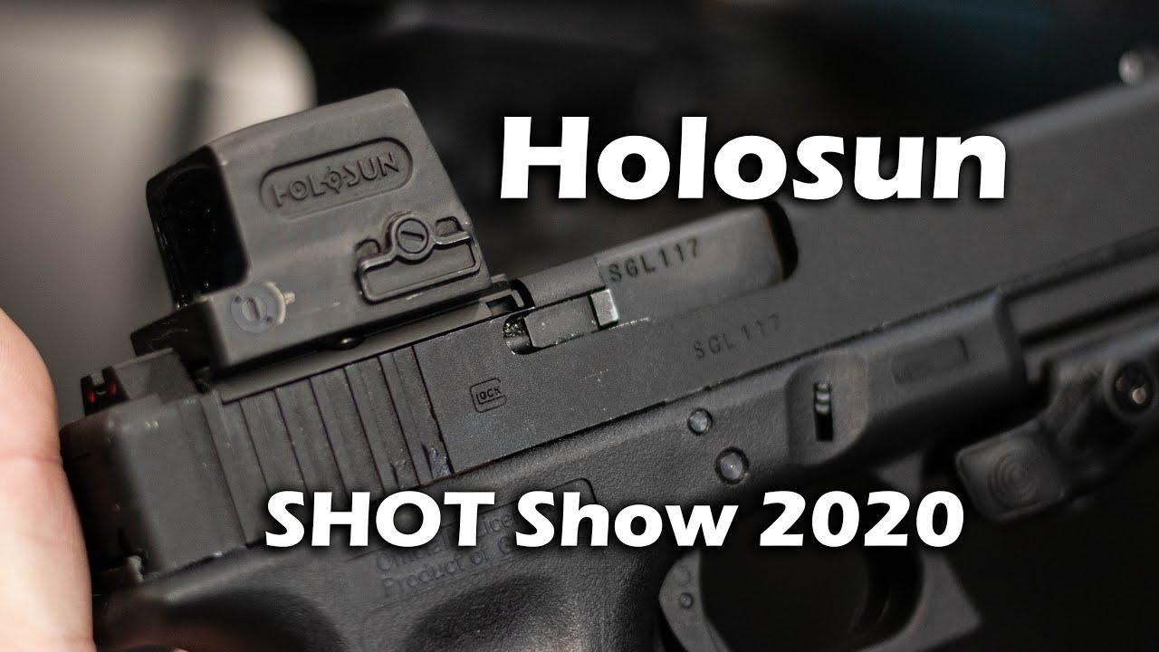 Holosun - SHOT Show 2020
