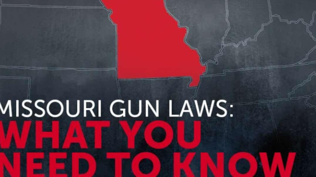 Missouri Gun Bills Filed For 2020