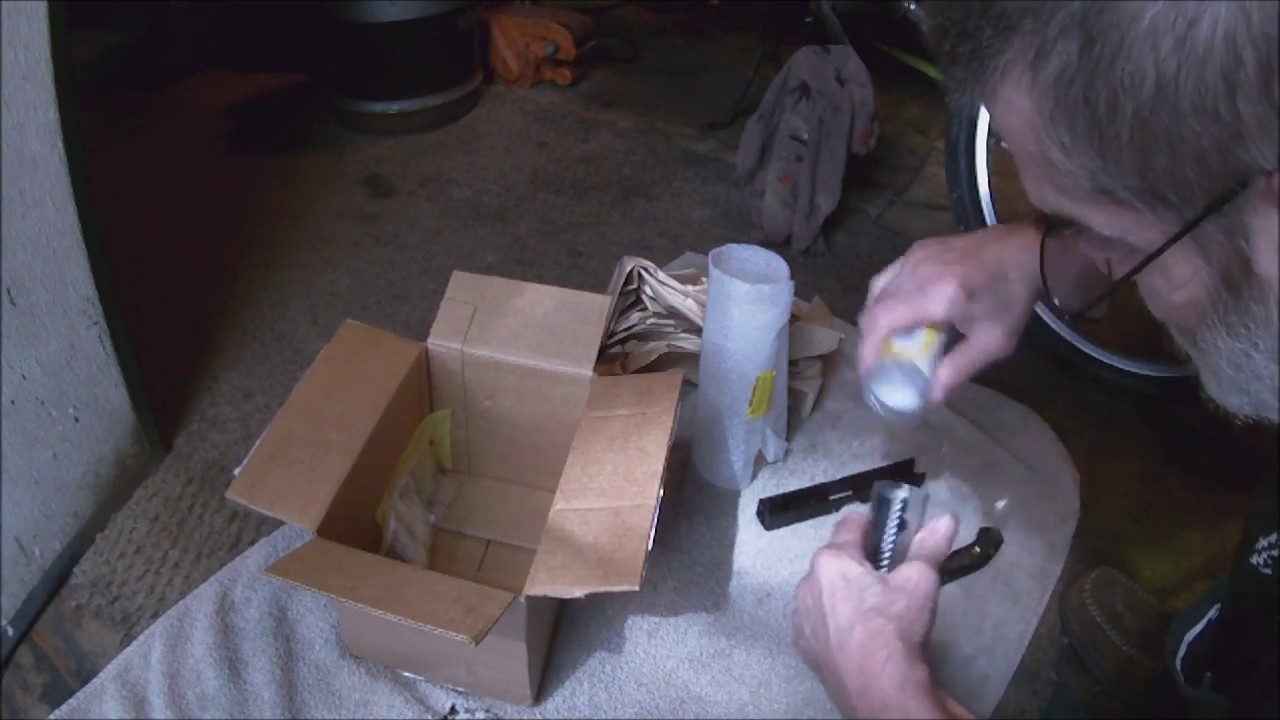 UNBOXING FROM BROWNELLS 2