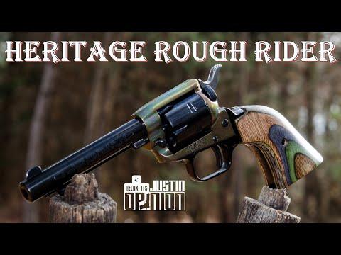 Heritage Rough Rider: Affordable Plinking Machine!