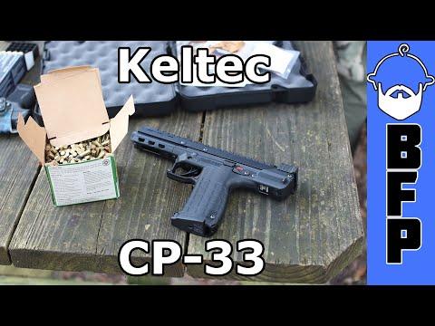 Keltec CP33