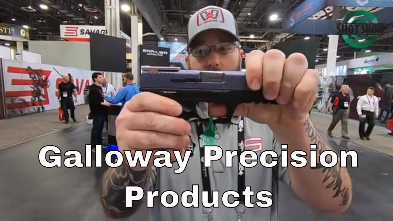Galloway Precision Products - SHOT Show 2020