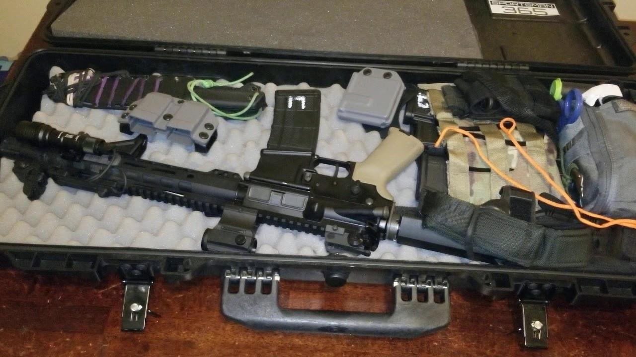 Truck gun considerations
