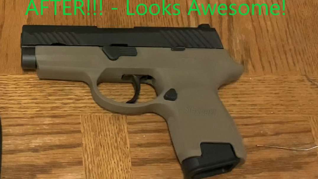 HOW TO!! - P320 grip module change