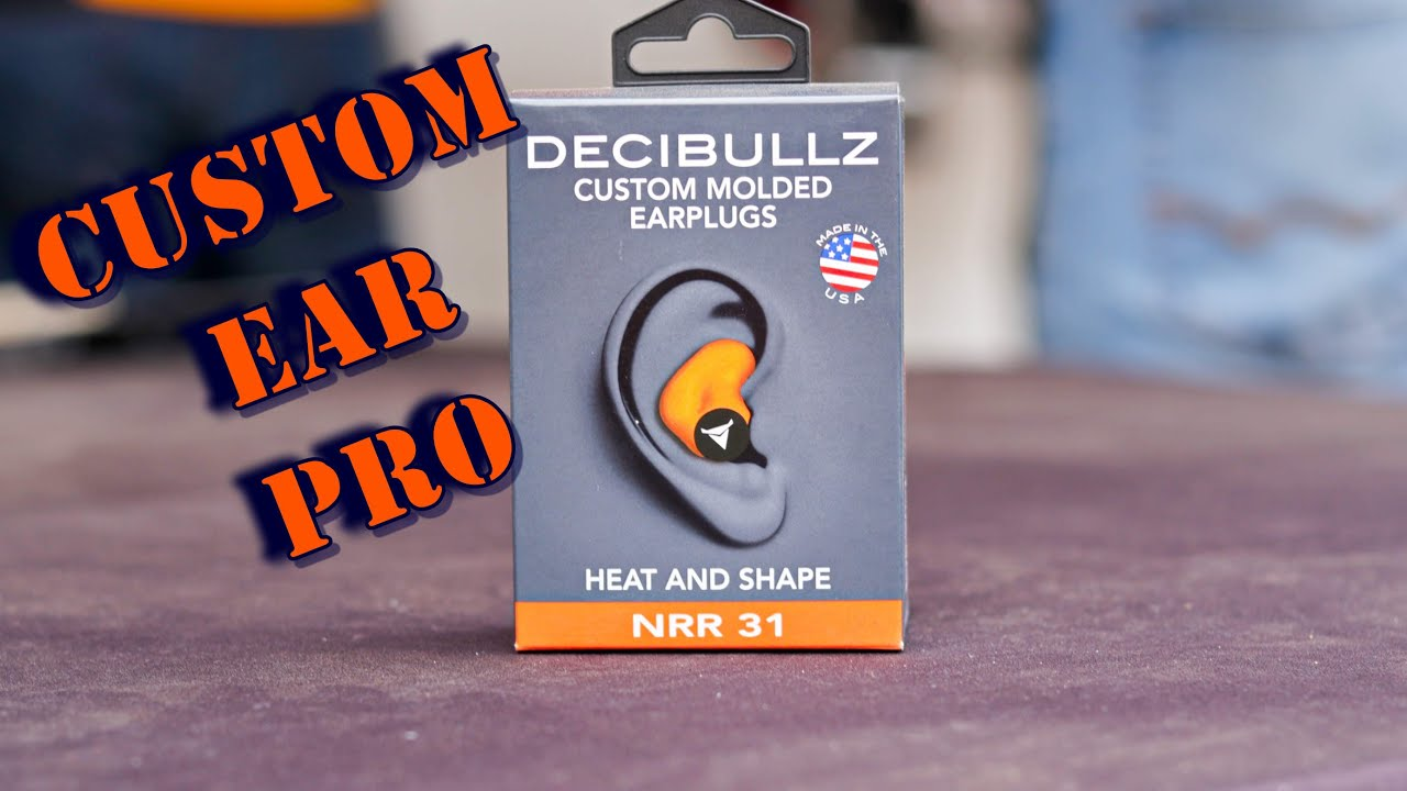 Affordable Custom Ear Pro Decibullz SHOT Show 2020