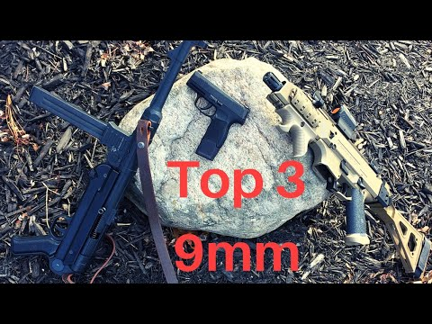 Top 3 Pick - 9mm Pistols