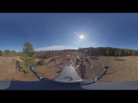 360 Drone Footage