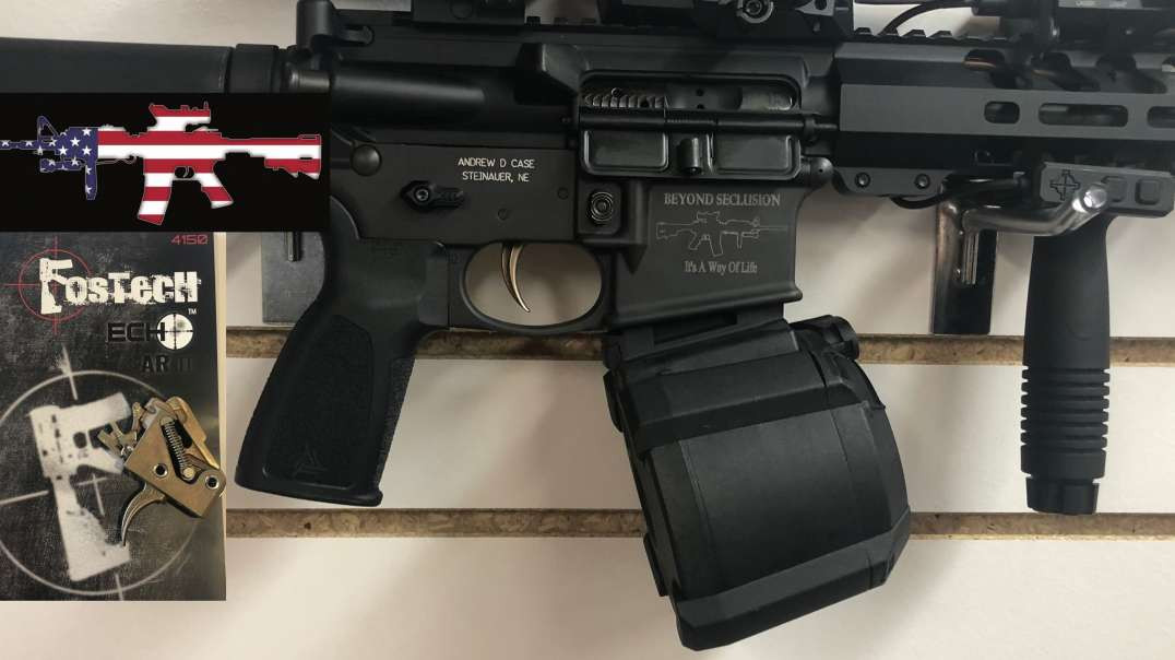 60rd Drum for AR-15 - PMAG-D60