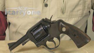 Miroku Special Police Revolver - .38 Special