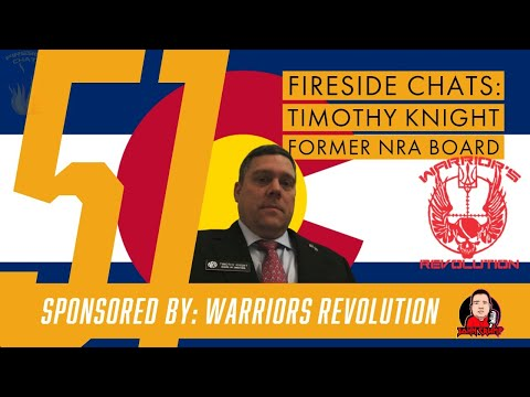 Fireside Chats 51: Timothy Knight