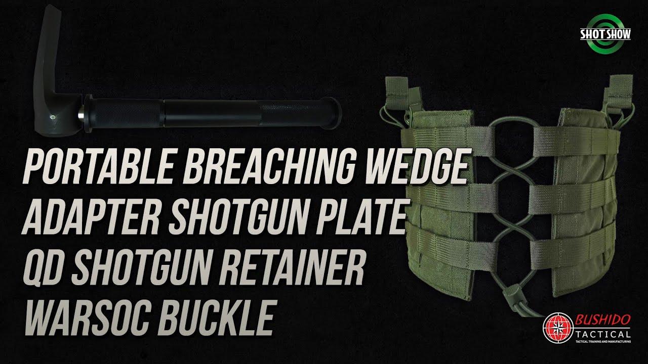 Bushido Tactical Tactical Breaching Equipment - SHOT Show 2020