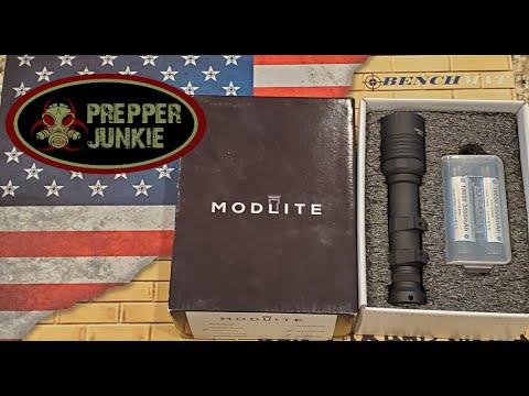 Modlite OKW 18650 Weapon Light | Extreme Throw!