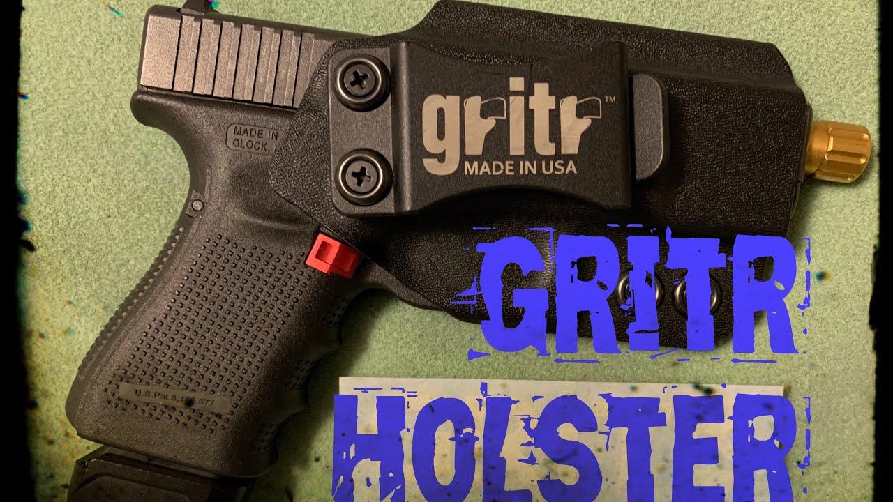G19 Gritr IWB holster | 1800gunsandammo