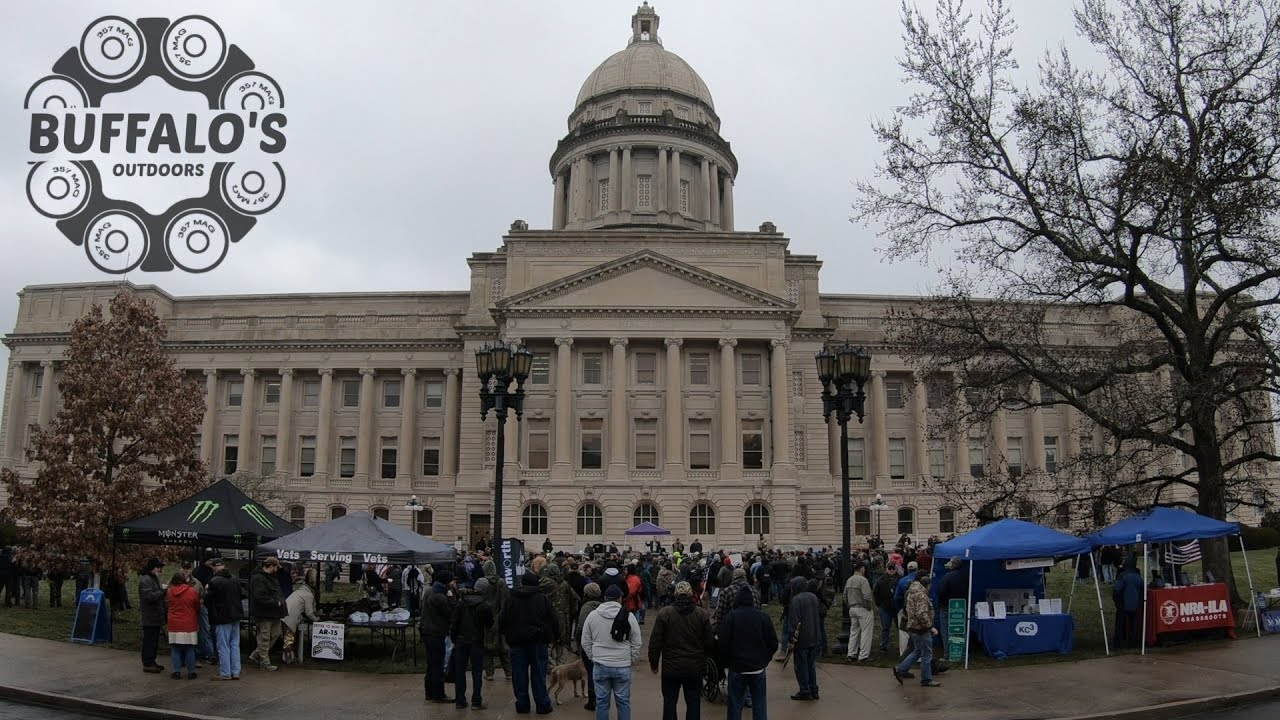 2A Rally in Frankfort KY 1-31-2020