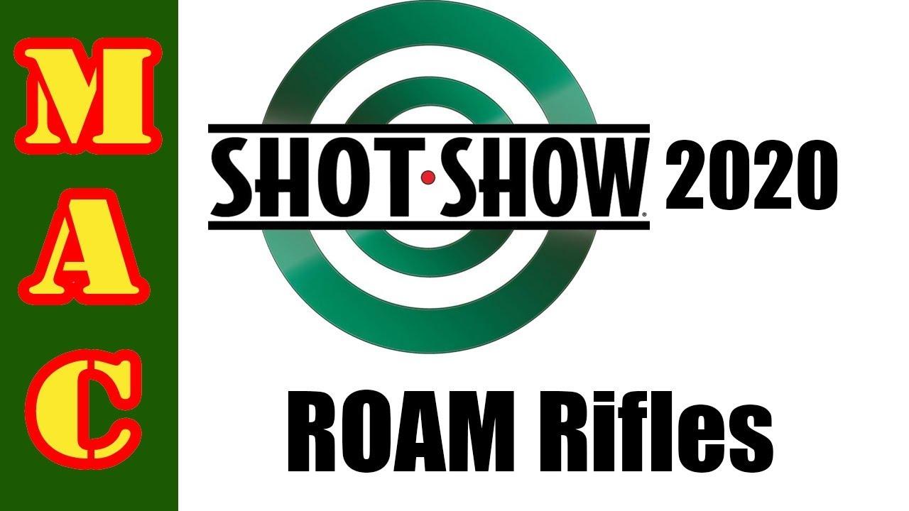 New! Lightweight Magnesium .308 Rifles! ROAM