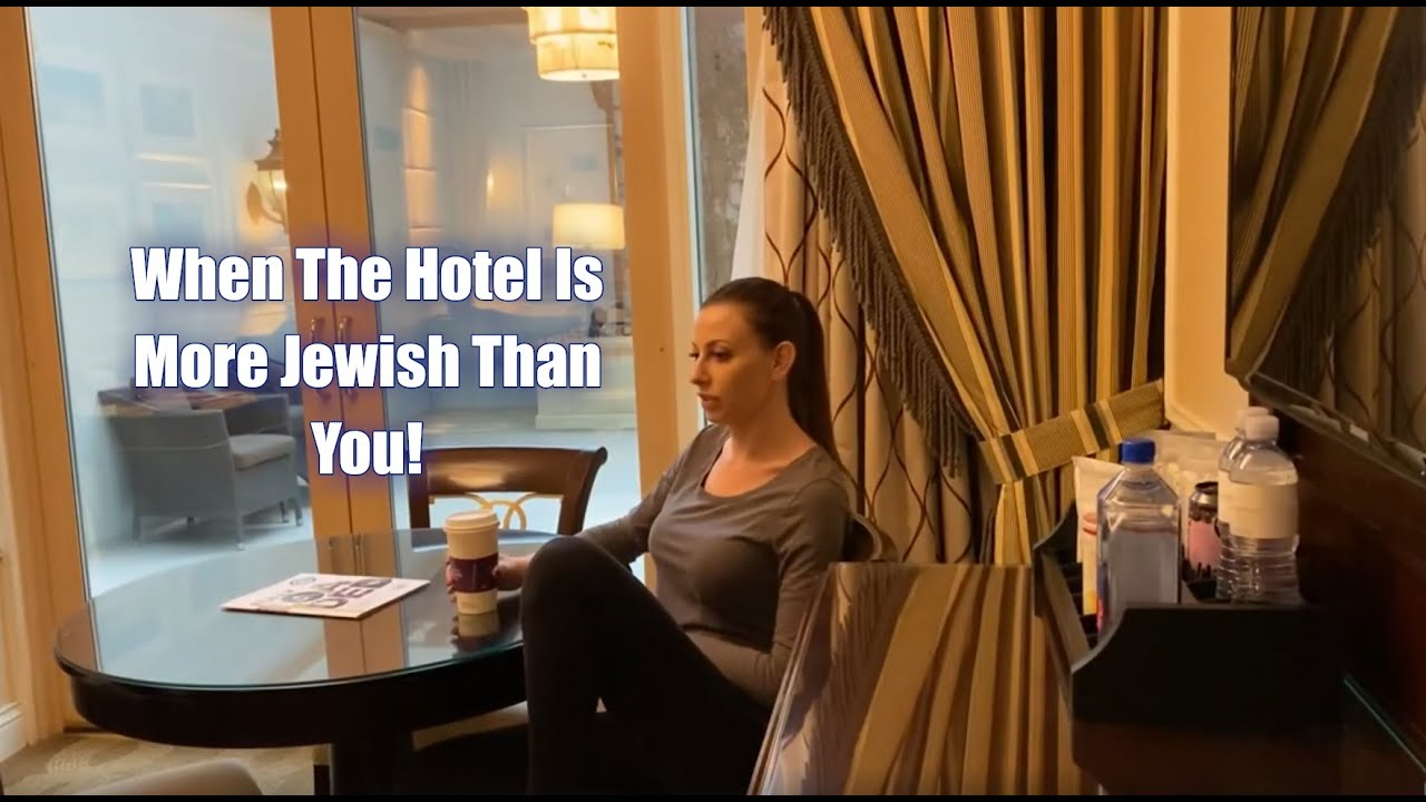 When the Hotel is More Jewish Than You