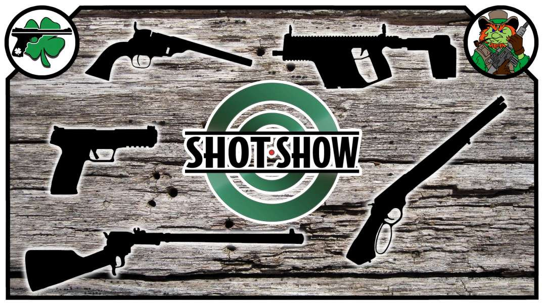 My TOP TEN MUST SEE Firearms For SHOT Show 2020