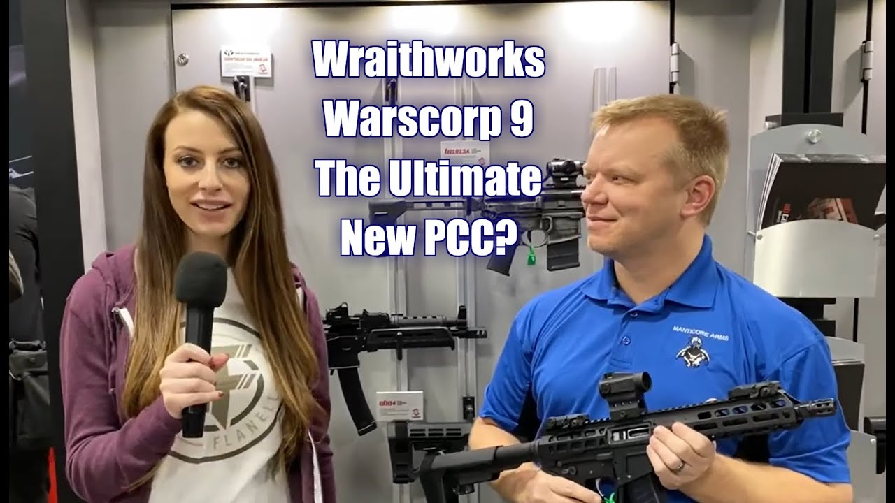 Wraithworks Warscorp9 - The Ultimate New PCC?