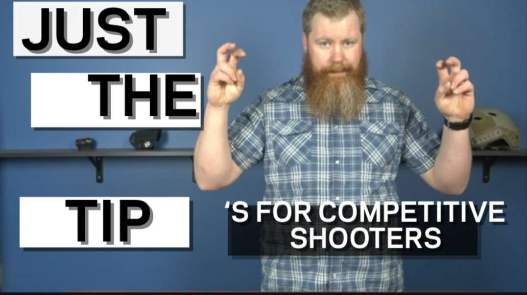 8 TIPS FOR NEW COMPETITIVE SHOOTERS!!
